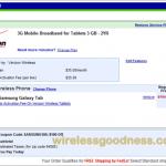 Samsung Galaxy Tab 3G only $100