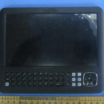 7-Inch Android Tablet with QWERTY Keypad Makes It Past FCC