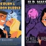 Author HP Mallory on Navigating Both Faces of Publishing