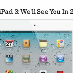 Will the Apple iPad still be king of the Tablets in the next few years?