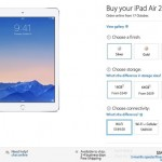 Apple Selling iPad Air 2 and iPad Mini 3 Via Online Store