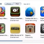 iPad Apps Store now has over 10,000 apps