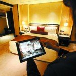 Tablet Usage Growing in the Hotel Industry