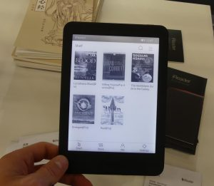 iReader 2 e-Reader will soon will be available in Europe