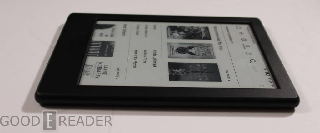 Amazon Kindle 8th Generation 2016 Review