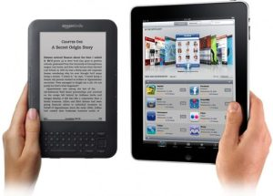 iPad Holds More Value Than the Kindle