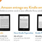 Amazon Begins Selling Kindle e-Readers in Brazil