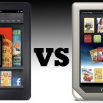 Barnes and Noble Nook Tablet and Kindle Fire Hit the Streets