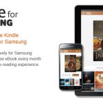 Kindle for Samsung Free e-books for January 2016