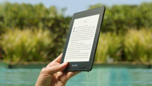 Amazon Kindle Paperwhite 4 is Waterproof and has Bluetooth