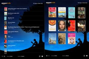Amazon Issues New Update For its Kindle App For Android