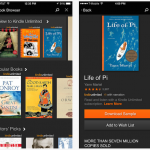 Kindle v4.8 For iOS Adds Flashcards to iPhone, iPod Touch