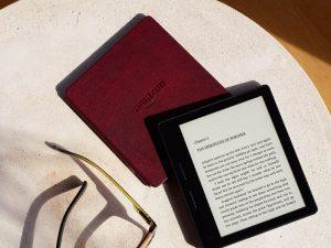 How to load e-books on the Amazon Kindle Oasis