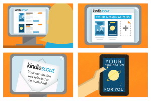 Kindle Scout is no longer accepting new submissions