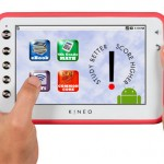 Kineo Tablet for Schoolchildren Starts to Ship