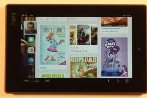 Good e-Reader – Top 5 e-Reading Devices for 2013