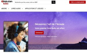 Kobo Audiobooks are now available in France