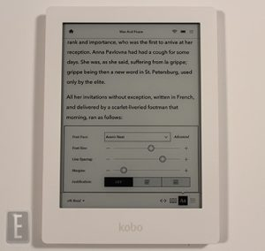 How to Load eBooks on the Kobo Aura HD