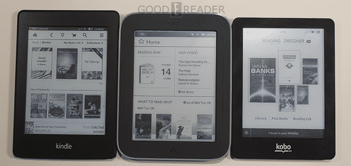 how to get loose books on kindle paperwhite