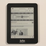 Kobo Launching Valentine's Day Promotion for Mini e-Reader