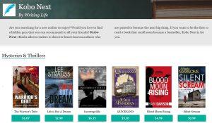 Kobo Next Puts the Spotlight on Indie Authors