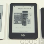 Kobo Mini, Kobo Glo, and Kobo Touch TRIPARISON!