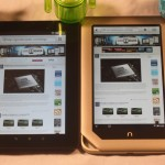 The Kobo Vox vs. The Barnes and Noble Nook Tablet