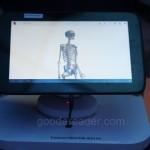 The Lenovo IdeaTab K2110 Tablet Prototype