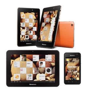 Lenovo introduces new 5, 7, and 10 inch tablets running Android