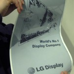 Innovative Tablet-Size Flexible Electronic Paper Display