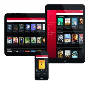 Recorded Books has incorporated streaming video in their RBDIGITAL App