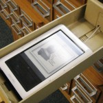 25% of library patrons borrowed an e-book in 2015