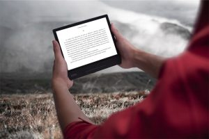 Kobo Forma Video Review