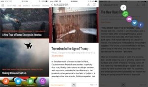 Magzter Redesigns their Digital Magazine Apps