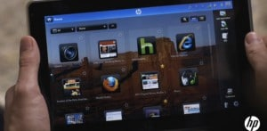 HP Slate to run Palm WebOS instead of Windows 7?