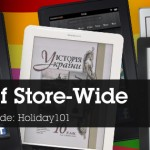 Shop e-Readers Launches New Holiday Campaign – Save 10% on eBook Readers and Tablets