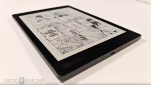 Kobo Launches Rapid Page-Turn System
