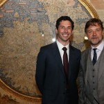 National Library of Australia Launch Unique Cartography Exhibition, Russel Crowe Lends Hollywood Grace