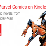 Marvel Comics Now Available on Amazon