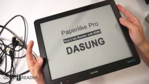Dasung Paperlike Pro Carta 13.3 E-Ink Monitor Now Available in the US