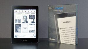 Amazon permanently discounts the Kindle Voyage