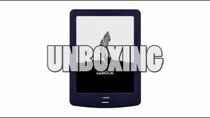 InkBook Lumos e-reader Unboxing Video