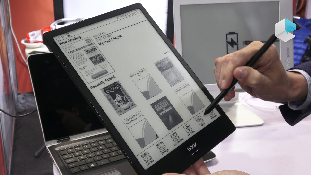These are all the new e-Readers that are coming out in 2019