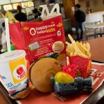 Get a Free Book with Your McDonald's Happy Meal