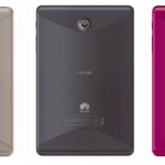 Huawei Launches New Color Options for the MediaPad, Android 4.0 Update to Come Q1 2012