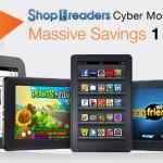 Shop e-Readers Cyber Monday Sale