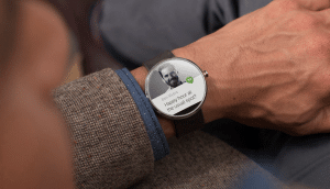 The Rise of the Smartwatch: Google,  LG, Moto 360