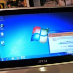MSI to launch new Windows and Honeycomb tablet at CeBIT