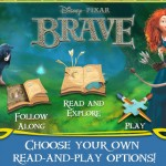 Disney Publishing Releases Two New Brave Apps