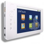 NEC LifeTouch Android Tablet almost ready